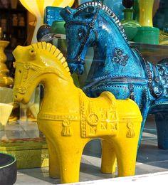 Bitossi Horses