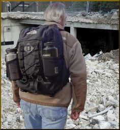 How a get home bag differs from a bug out bag.
