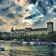 #Zurich City <3