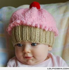 Cupcake Head