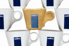 Amazing Cookie Cup by Enrique Luis Sardi and Lavazza