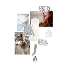 """Sansa Stark - Little Bird"" by kaleidoscopical on Polyvore"