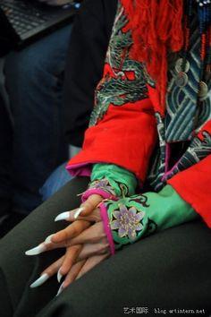 Chinese Legendary Dancer,Yang Li Ping...beautiful hands