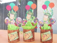 El Chavo del Ocho theme birthday Party