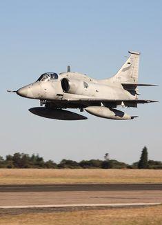 Lockheed Martin A-4AR Fightinghawk - Comando de Aviación Naval Argentina (COAN - Argentine Naval Aviation)