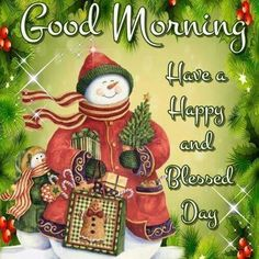Good morning sister have a great day ⛄☕☁☁☁