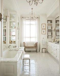 Bathroom Redesign Inspiration
