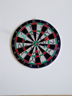 Vintage Dart board by Sport Craft dart board от OldMoscowGallery