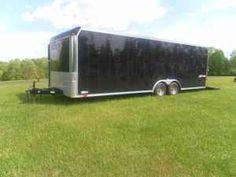 24' cargo trailer - $4500 (Cascade, Va)