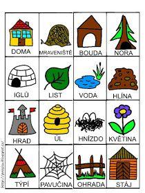 Pro Šíšu: Kde bydli zviratka? Kde bydlí lidé? Preschool Crafts, Bowser, Language, Teaching, Education, Books, Cards, Fictional Characters, Clinic