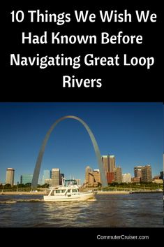 Navigating the Mighty Mississippi River involved a whole new language as well as protocols to communicate with tugs/barges and commercial river locks. Sailboat Living, Living On A Boat, Trawler Boats, Power Boats, Speed Boats, Yacht Builders, Wood Boat Plans, Boat Insurance, Whitewater Kayaking