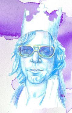 Sketchy #812: Jim Camacho by Nathan Dee Delinois