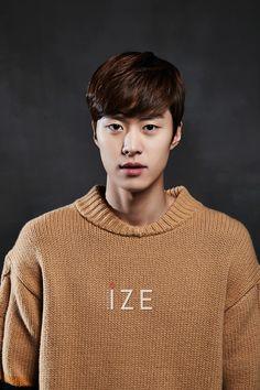 Gong Myung - Ize Magazine November '16