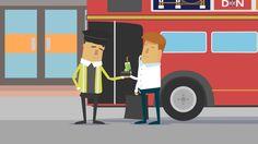 Souq sin egen animasjonsfilm for Eika Kredittbank. Eika Safe, fremtidens digitale løsninger.