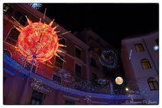 Luci d'Artista Salerno 2012 #photography #christmas #christmaslights #italy #salerno www.lucidinatale.net