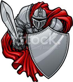 Free Vector Graphics, Free Vector Art, Shield Drawing, Knight Logo, Medieval, Flash Art, Fantasy Warrior, Free Illustrations, Graphic Design Illustration
