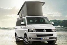 Volkswagen's new Californian Camper Van
