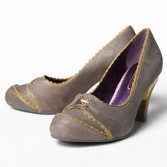 Poetic License Orient Express pumps - $97.99 : ShopRuche.com, Vintage Inspired Clothing, Affordable Clothes, Eco friendly Fashion