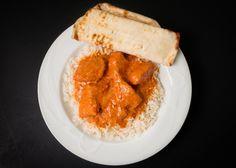Butter Curry Chicken: Amarillo Hut