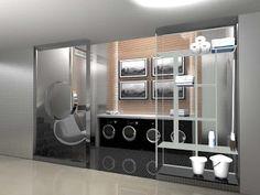 lavanderia casa cor - Google Search