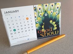 Happy New Year! Our 2016 desk calendar is designed to be flexible & fun, so you can change the art as often as you wish. To receive a free copy of the printed calendar, please send your information to info@bethsingerdesign.com. Beth Singer Design: helping those who do good, do better.
