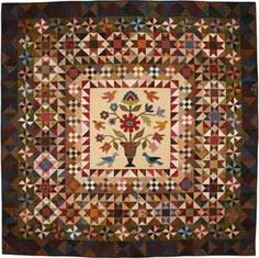 Medallion Melody  From my heart to your hands: Quilt Designs by Lori Smith