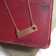 $12.50 SC Bar necklace www.shoppage6.com