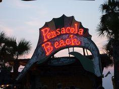Pensacola Beach, via Flickr