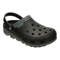 Crocs Duet Max Clog - Black Charcoal 524277e5c779a