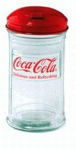 Coca-Cola Sugar Dispenser