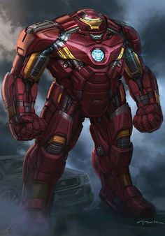 Andy Park Art - AVENGERS: AGE OF ULTRON