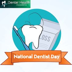 Happy National Dentist Day!!!