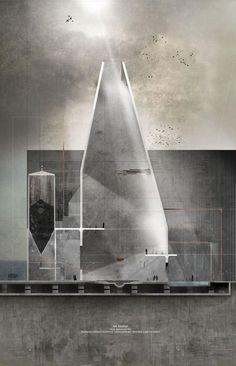 Архитектурная подача - разрезы