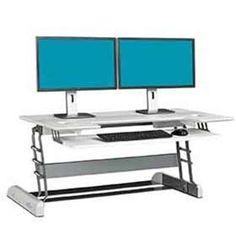 Varidesk Exec 48 White - Standing Desk