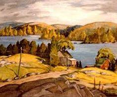 Картинки по запросу Frank H. Johnston (Canada, Group of Seven) David Milne, Franklin Carmichael, Emily Carr, Group Of Seven, Canadian Artists, Landscapes, Canada, Painting, Paisajes