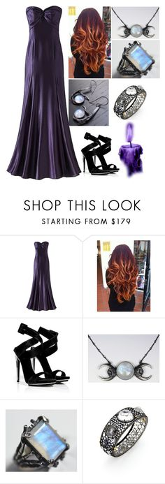 """""""Hecate (Goddess of Trivia and Magic)"""" by lilacmayn ❤ liked on Polyvore featuring Giuseppe Zanotti and Prophecy"""