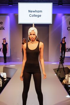 Newham College - Graduate Catwalk B on the Image Catwalk at Clothes Show Live