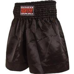 Fighter Thaishorts ärKlassiska Thaishorts i polyester.