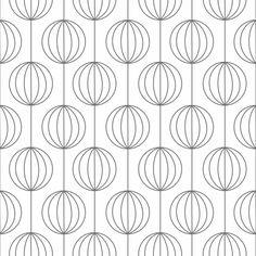 c4014eca0 Papel de Parede Adesivo 3D Geométrico Branco e Preto 237661555