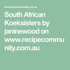 Recipe South African Koeksisters by janinewood, learn to make this recipe easily in your kitchen machine and discover other Thermomix recipes in Baking - sweet. Koeksisters Recipe, Mexican Seasoning, Slow Cooked Beef, Kitchen Machine, Meat Recipes, Feta, Slow Cooker, Main Dishes, Baking