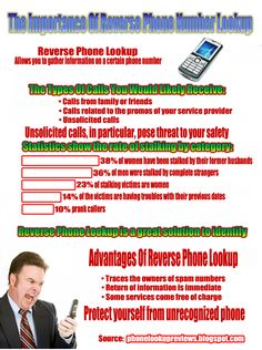 [link] - When it comes to reverse phone number lookup, there are different ways that you can choose. The best service will enable you to identify spam n. The Importance Of Having Reverse Phone Number Look Phone Codes, Telephone Number, Peace Of Mind, First Love, Numbers, Things To Come, How To Get, This Or That Questions, Tax Debt