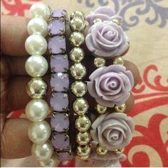 4 piece bracelet 4 piece bracelet Jewelry Bracelets