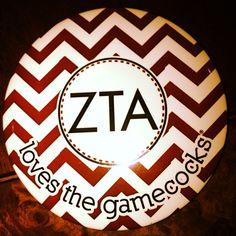 ZTA loves the Gamecocks!