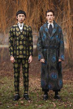 Alexander McQueen | Menswear - Autumn 2017 | Look 11