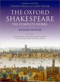 The second Oxford edition of Shakespeare's //Complete Works// reconsiders every detail of their text and presentation in the light of modern scholarship. The nature and authority of the early documents are re-examined, and the canon and chronological order of composition freshly established. Spelling and punctuation are modernized, and there is a brief introduction to each work, as well as an illuminating and informative General Introduction. Included here for the firs...
