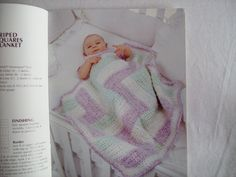 Crocheted Blankets For Baby Book Crochet Baby by CozyHomeCrochet