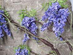 Forum dollhouses and miniatures :: tutorial for wisteria vine, gorgeous