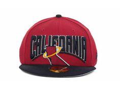 d107c2be99d Los Angeles Angels of Anaheim New Era 59FIFTY MLB New Arch Cap Hats at  lids.com