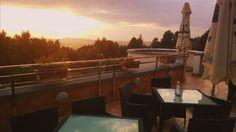 A dziś taki piękny zachód słońca mieliśmy. :) // And today we had such a beautiful sunset. :)