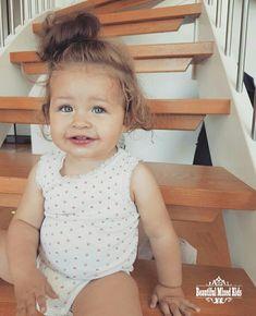 Céline - 1 Year • Cuban, Ghanaian & Swedish ❤ FOLLOW @beautifulmixedkids on instagram